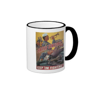 Battlestations Coffee Mugs