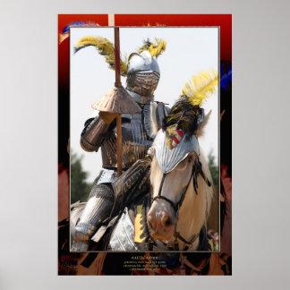 Battleworn Poster