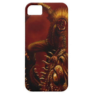 Battling the dragon iphone case iPhone 5 cover