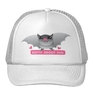 Batty about you trucker hat