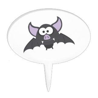Batty Bat Cake Topper