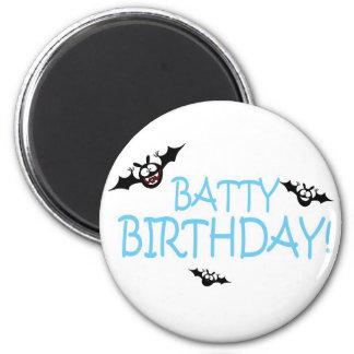 Batty Birthday Fridge magnets