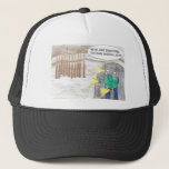 Batty Discovery Trucker Hat