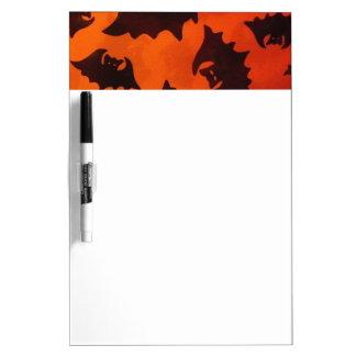 Batty Dry-Erase Board