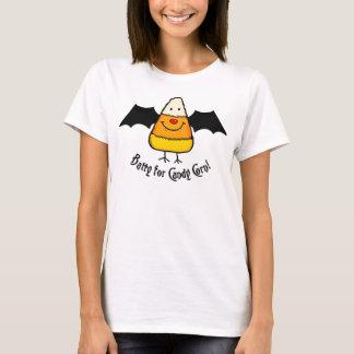 Batty For Candy Corn T-Shirt