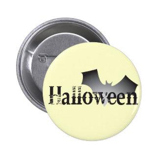 Batty for Halloween Pinback Button