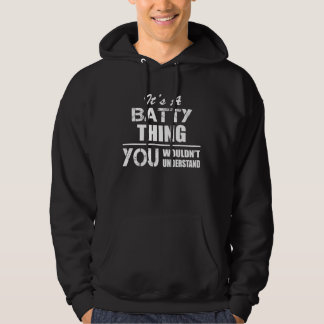 Batty Hoodie