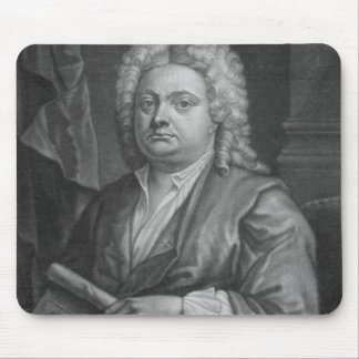 Batty Langley, print made by J. Carwitham, 1741 Mouse Pad