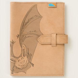 Batty Leather Journal