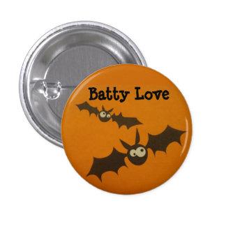 Batty Love Button !