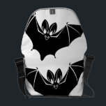 "&quot;Batty&quot; Messenger Bag<br><div class=""desc"">Your purchase supports fightwns,  a 501(c)(3) advocacy initiative that celebrates North American bats as beautiful and essential components of our ecosystem and financially supports white-nose syndrome and Pseudogymnoascus destructans research via the &#39;Microgrants for Microbats&#39; program.</div>"