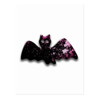 Batty Postcard