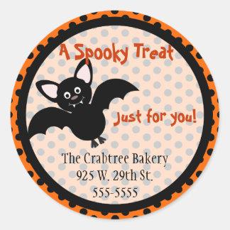 Batty Treat Sticker