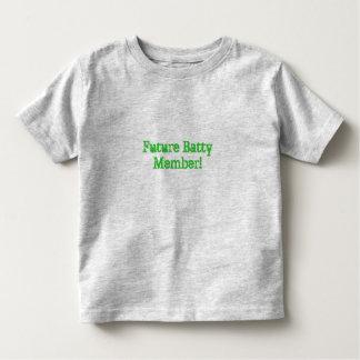 Batty: Under Bed Kids T-Shirt