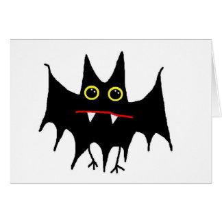 BattyBat Greeting Card