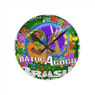 Batuc Agogo - Batucada Samba BBaC Round Clocks