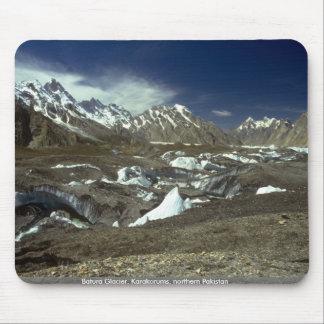 Batura Glacier, Karakorums, northern Pakistan Mouse Pad