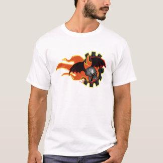 batwing skullie T-Shirt