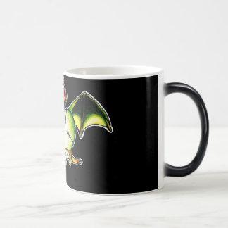 Batwinged Heart Magic Mug