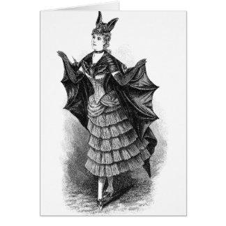 Batwoman 1899 felicitaciones