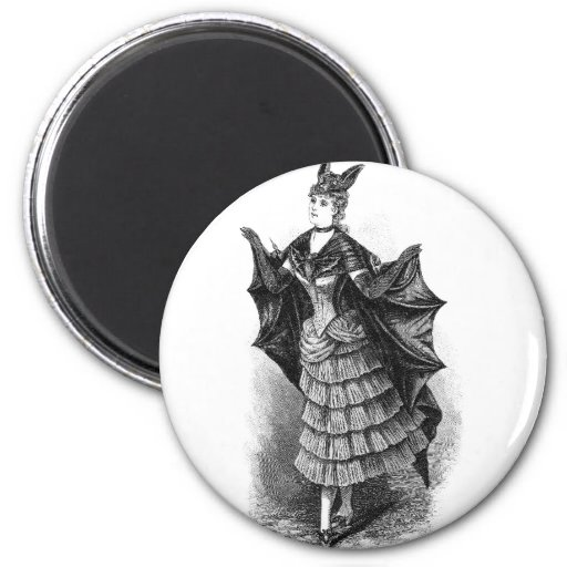 Batwoman 1899 magnets
