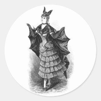 Batwoman 1899 pegatina