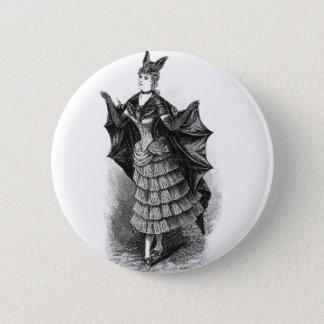 Batwoman 1899 pinback button
