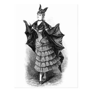 Batwoman 1899 tarjetas postales