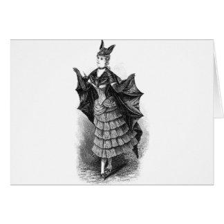 Batwoman 1899 tarjetón
