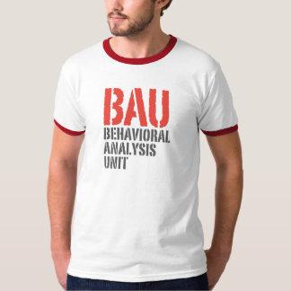BAU Behavioral Analysis Units T-Shirt