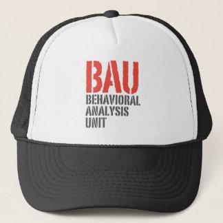 BAU Behavioral Analysis Units Trucker Hat