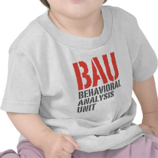 BAU Behavioral Analysis Units Tee Shirt