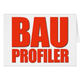BAU Profiler Card