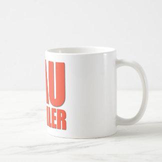 BAU Profiler Coffee Mug