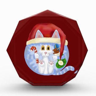 Bauble Cat Christmas Awards