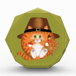 Bauble Cat Thanksgiving Award
