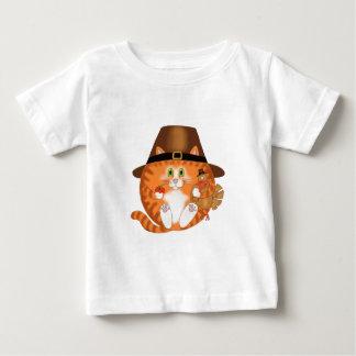 Bauble Cat Thanksgiving Infant T-shirt