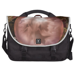 bauble, soft pink laptop bags