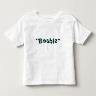 """Bauble"" Toddler T-shirt"