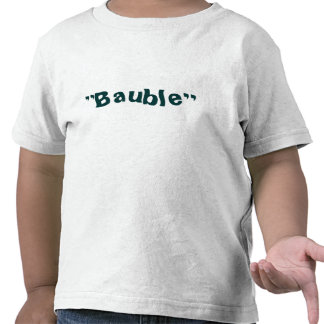 """Bauble"" T-shirt"