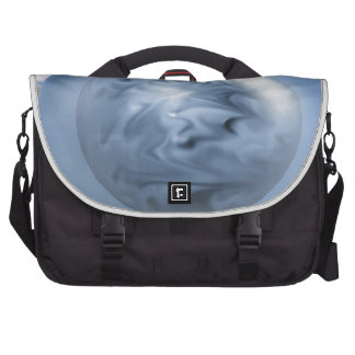 baubles blue commuter bag