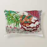 Baubles on a Branch Decorative Pillow