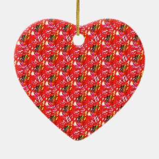 Baubles Too Heart Hanging Ornament