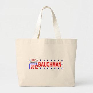 BAUCHMAN 2012 CANVAS BAG