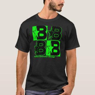 Bauder Extreme Design Green Logo T-Shirt