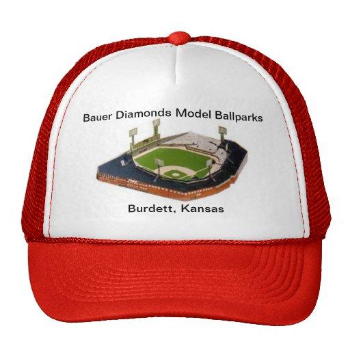 Bauer Diamonds Hat