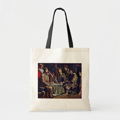 Bauer Meal By Le Nain Louis (Best Quality) Tote Bags