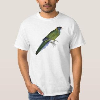 Bauer's Parrakeet by Edward Lear T-Shirt