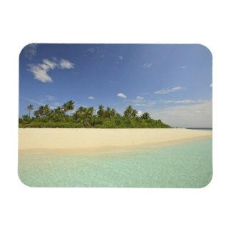 Baughagello Island South Huvadhoo Atoll 2 Vinyl Magnets