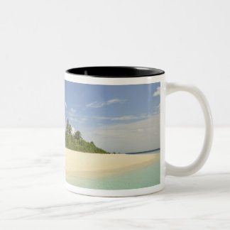 Baughagello Island, South Huvadhoo Atoll, 2 Two-Tone Coffee Mug